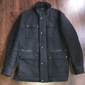 Express Wool Blend Men's Coat
